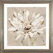 Buy Adelene Fletcher - Natures First White Floral Framed Print, 93 x 93cm Online at johnlewis.com