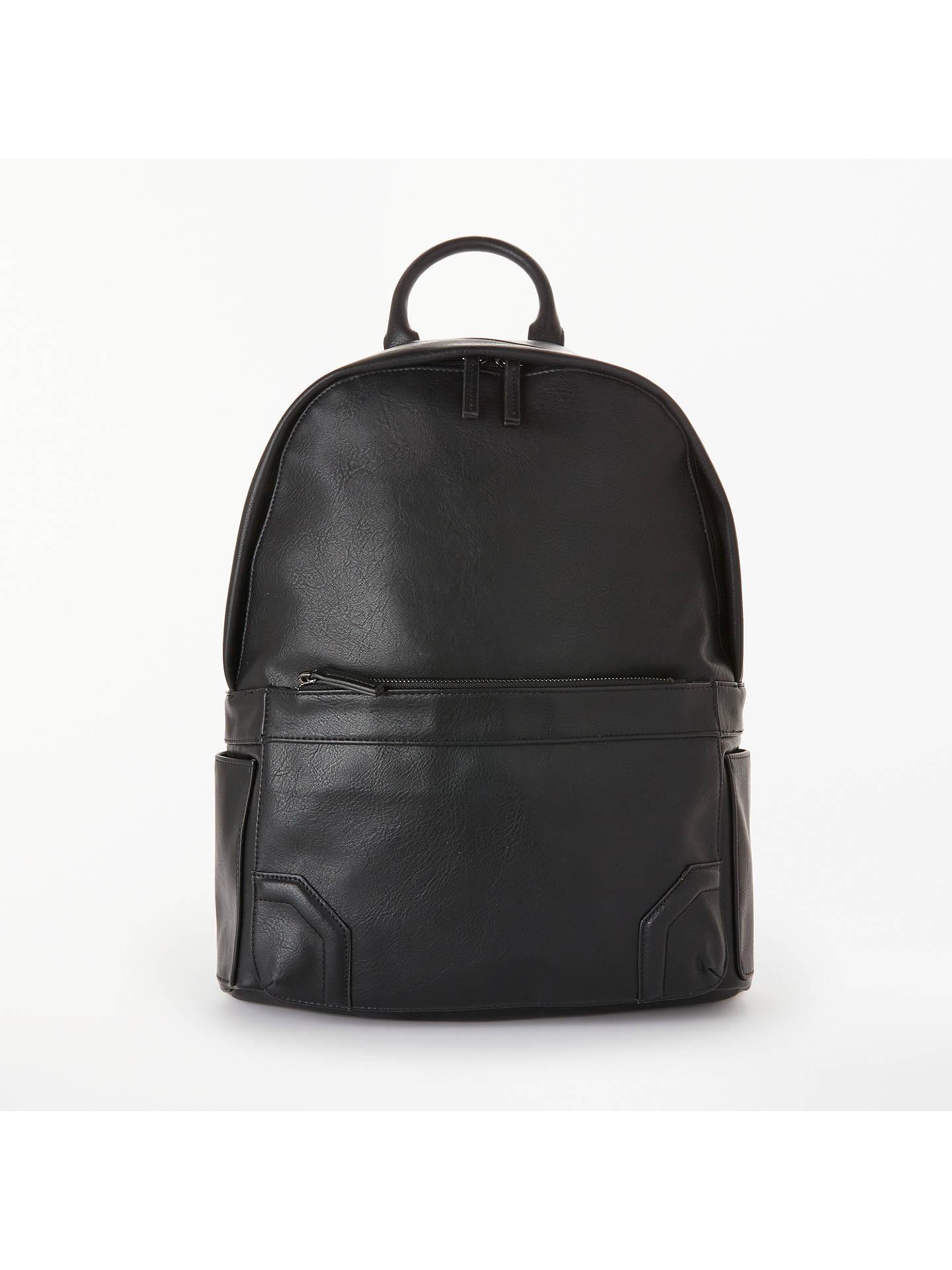 ddc7ea30e71b BuyJohn Lewis   Partners Barbican 2.0 Backpack, Black Online at johnlewis.  ...