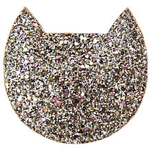 Buy Rockahula Children's Cat Purse, Gold Online at johnlewis.com