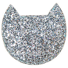 Buy Rockahula Children's Cat Purse, Silver Online at johnlewis.com