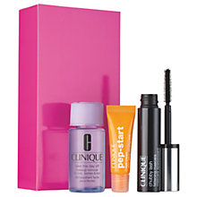 Buy Clinique Chubby Mascara Makeup Gift Set Online at johnlewis.com