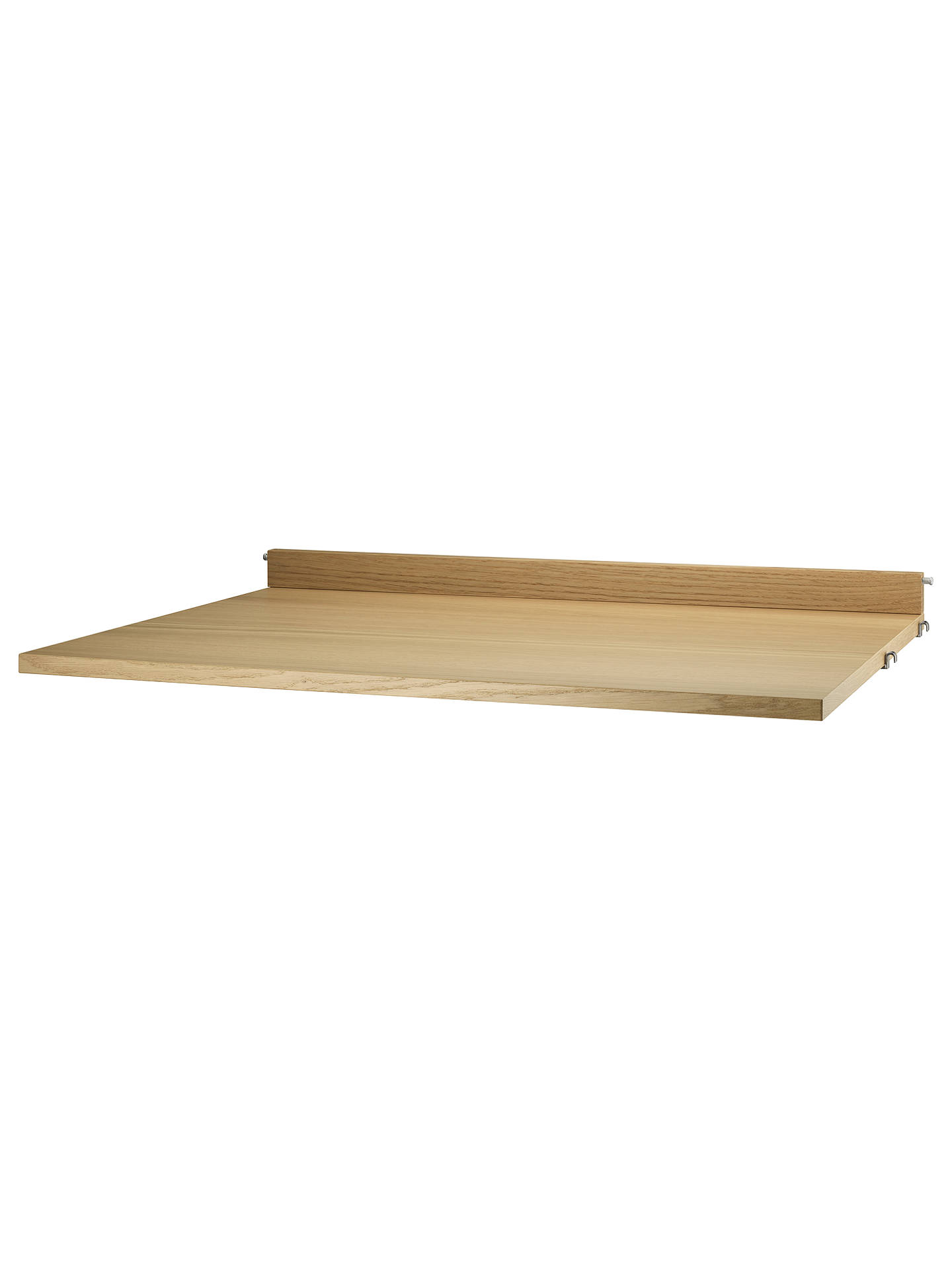 Buystring Work Desk, Oak Online at johnlewis.com