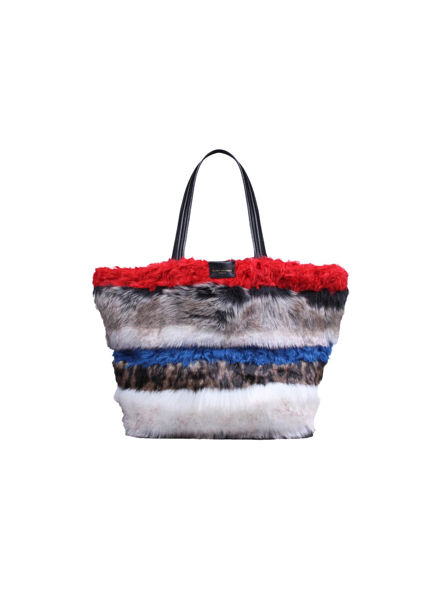f32a4498de Buy Kurt Geiger Poppy Soft Tote Bag