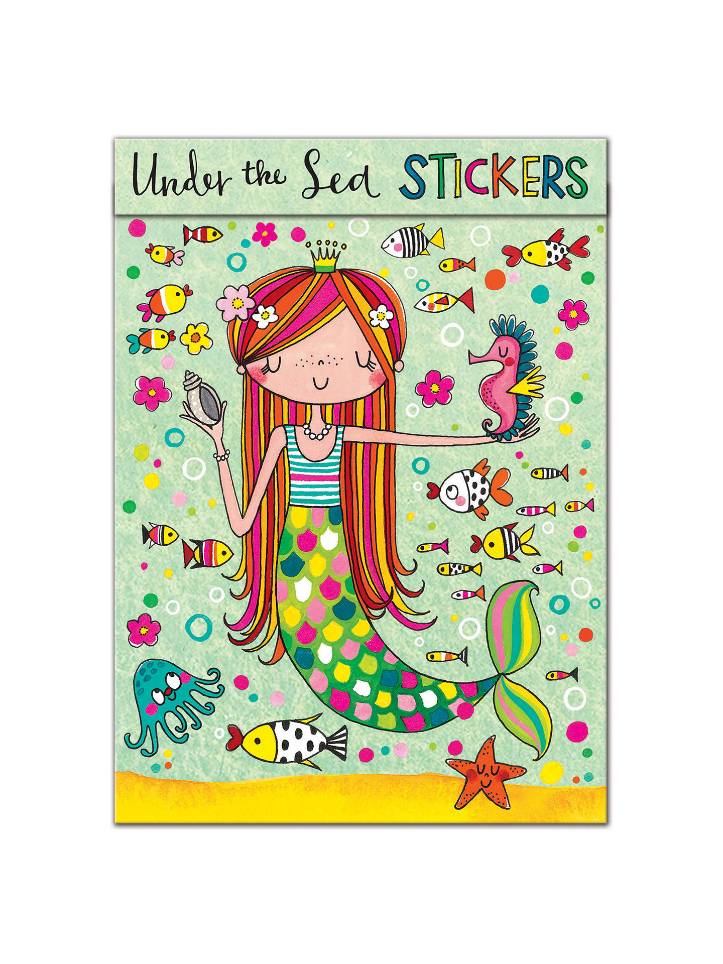 Buy Rachel Ellen Under the Sea Stickers Online at johnlewis.com