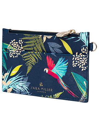 Buy Sara Miller Purse, Dark Blue Online at johnlewis.com