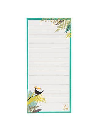 Buy Sara Miller Magnetic Jotter, Navy Online at johnlewis.com