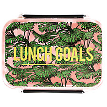 Buy Alice Scott Lunch Box, Blush Pink Online at johnlewis.com