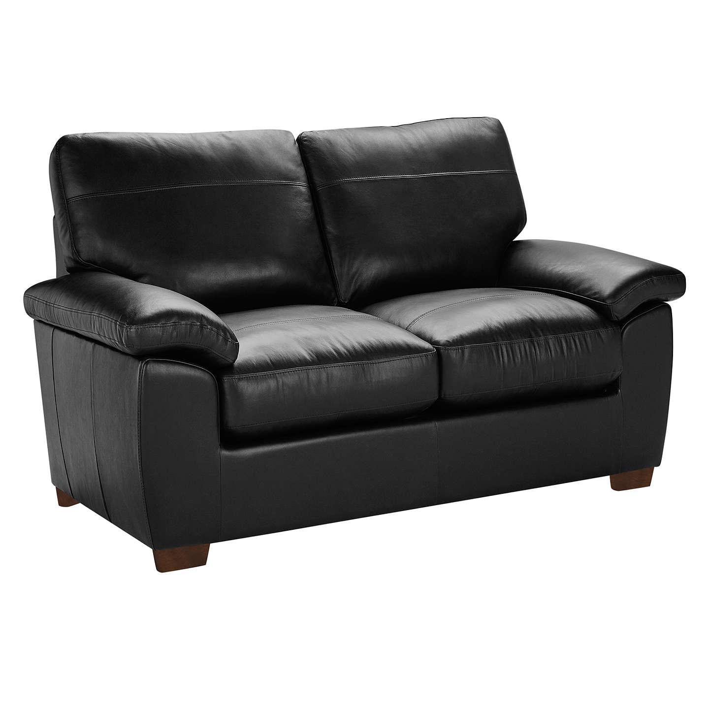 John Lewis Corner Sofa Camden: Small 2 Seater Leather Sofa