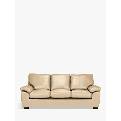 John Lewis & Partners Camden Grand 4 Seater Sofa, Dark Leg