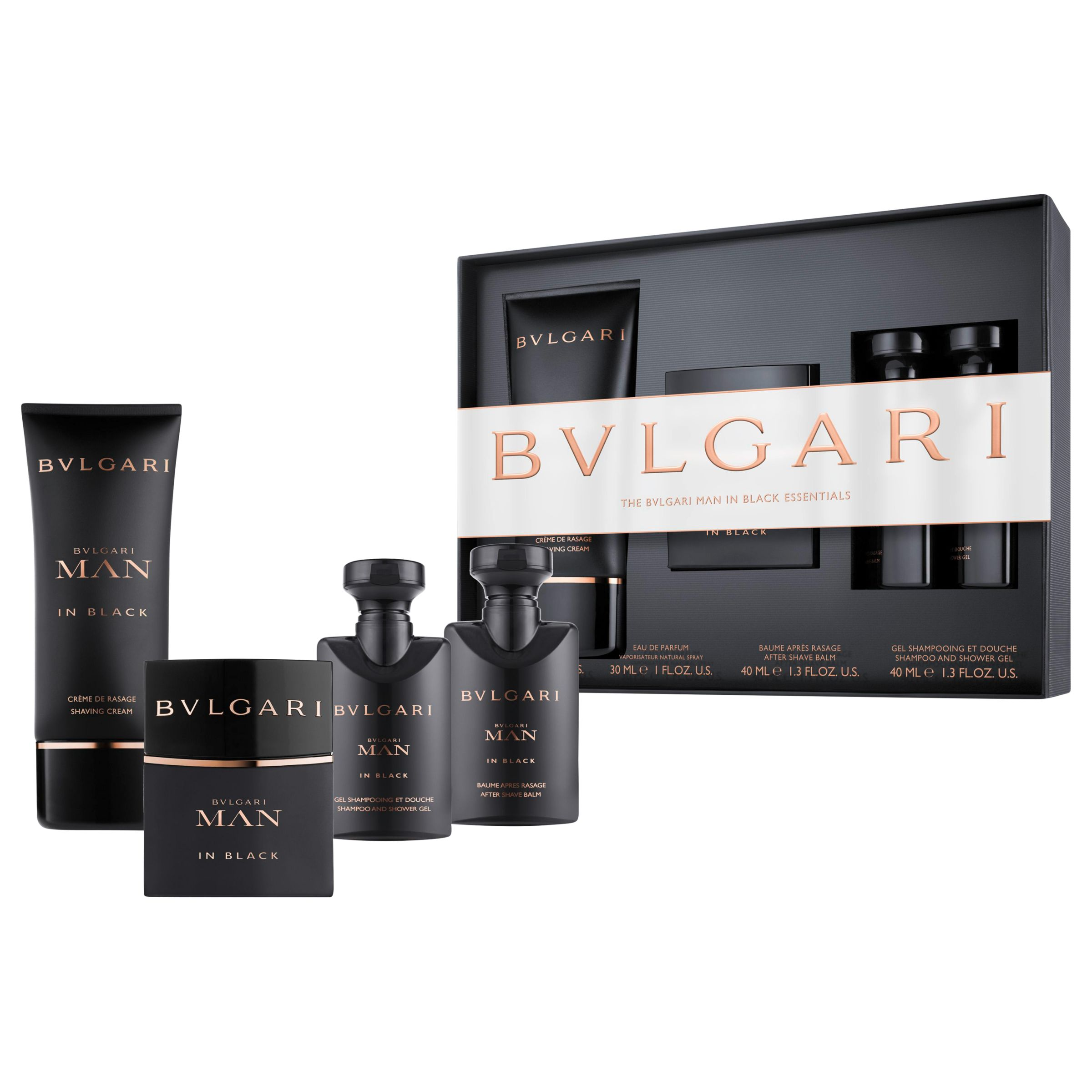 BVLGARI Man In Black 30ml Eau de Parfum
