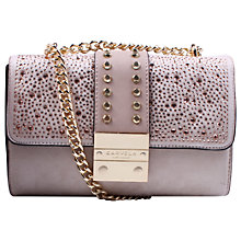 Buy Carvela Kankan Clutch Bag, Nude Online at johnlewis.com