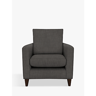 Image of John Lewis & Partners Bailey Armchair, Fraser Steel
