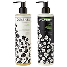 Buy Cowshed Grubby Cow & Cow Slip Hand Care Duo Online at johnlewis.com