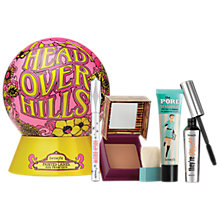 Buy Benefit 'Head Over Hills' Makeup Gift Set Online at johnlewis.com
