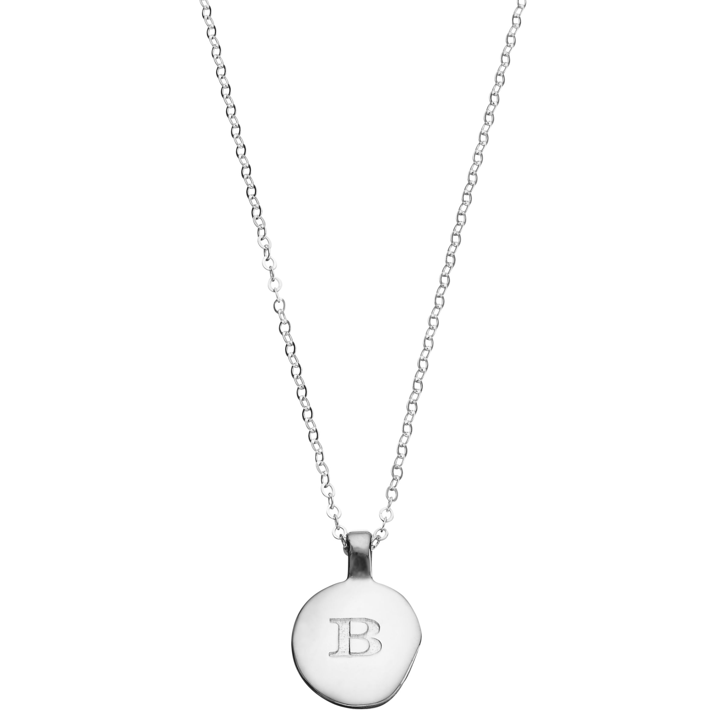 Under The Rose Under the Rose Personalised Initial Necklace