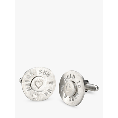 Chambers And Beau Reversible Cufflinks Review