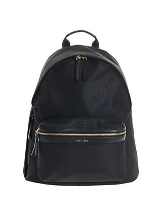 JEM + BEA Jamie Backpack, Black