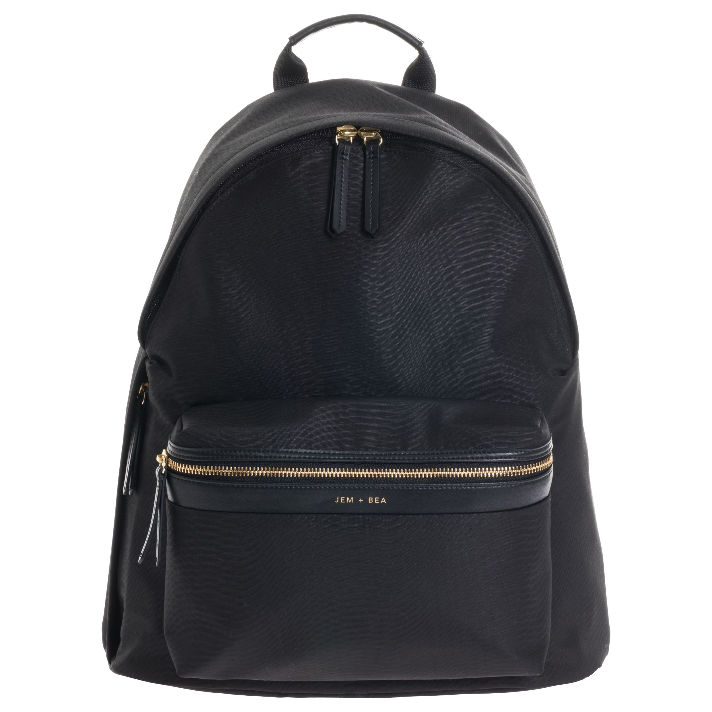 Jem + Bea JEM + BEA Jamie Backpack, Black