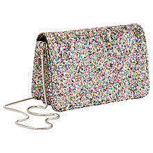 Buy Miss Selfridge Assorted Glitter Cross Body Bag, Multi Online at johnlewis.com