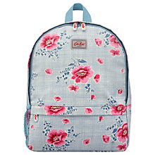 Buy Cath Kidston Children's Henley Boom Backpack, Blue Online at johnlewis.com
