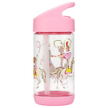 Buy Cath Kids Children's Prancing Ponies Drinking Bottle, Pale Pink Online at johnlewis.com