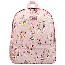 Buy Cath Kidston Children's Prancing Ponies Backpack, Pink Online at johnlewis.com