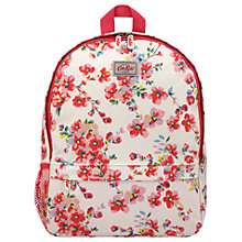 Buy Cath Kidston Children's Wellesley Blossom Backpack, Pink/Red Online at johnlewis.com