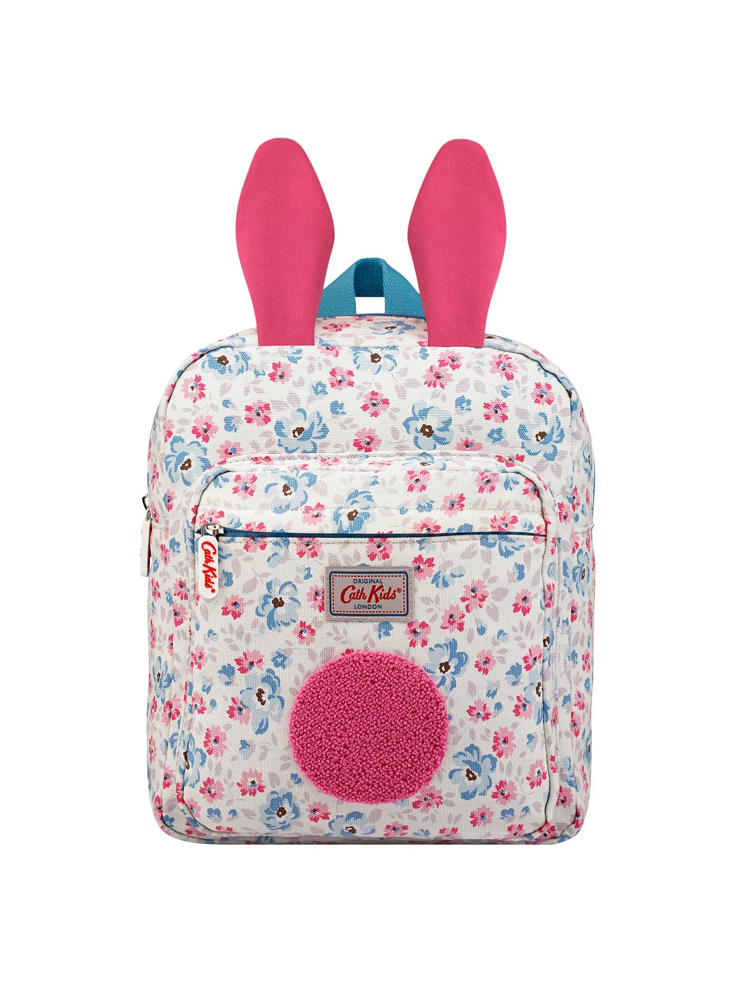 a8f0c4e347 Buy Cath Kidston Children s Island Flowers Rabbit Medium Backpack