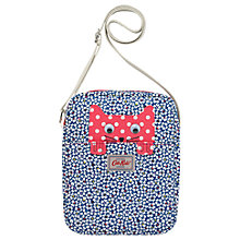Buy Cath Kids Children's Friendship Flowers Cross Body Bag, Blue/Red Online at johnlewis.com