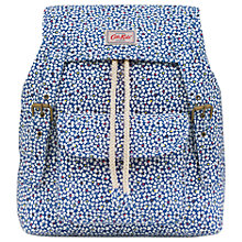 Buy Cath Kidston Children's Friendship Flowers Junior Backpack, Blue Online at johnlewis.com