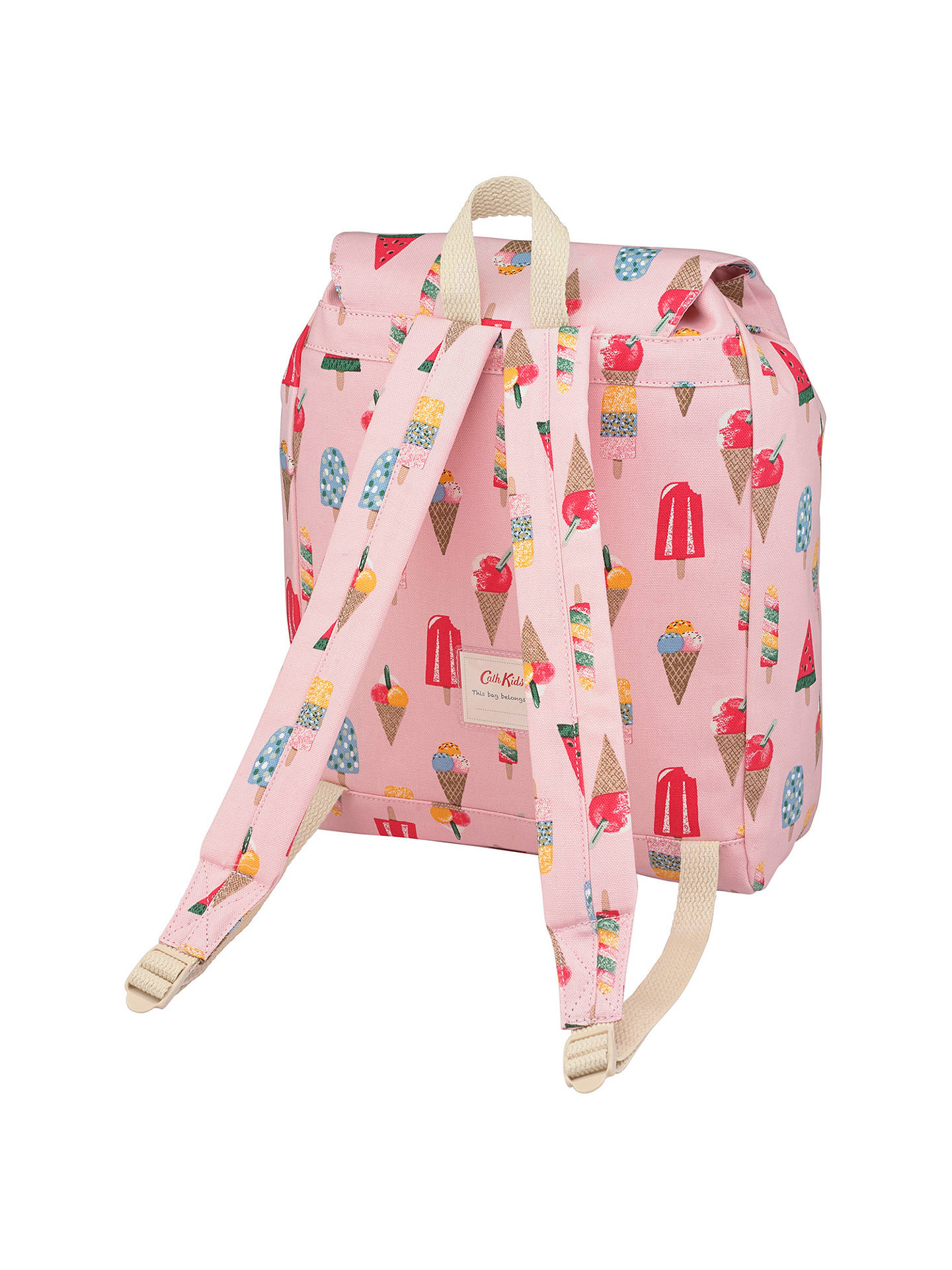 ... BuyCath Kidston Children s Little Ice Cream Summer Backpack a74abf0b5aee8