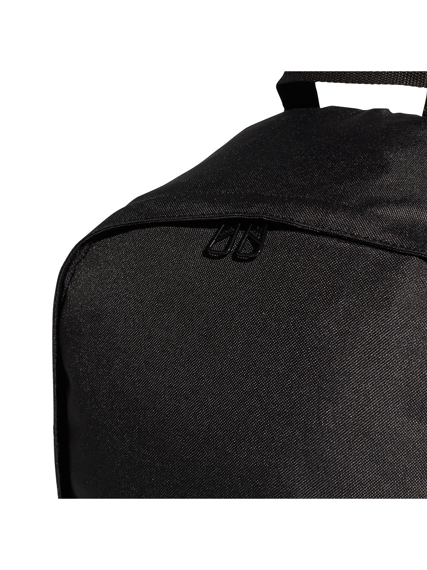 Buyadidas Classic Backpack, Black Online at johnlewis.com