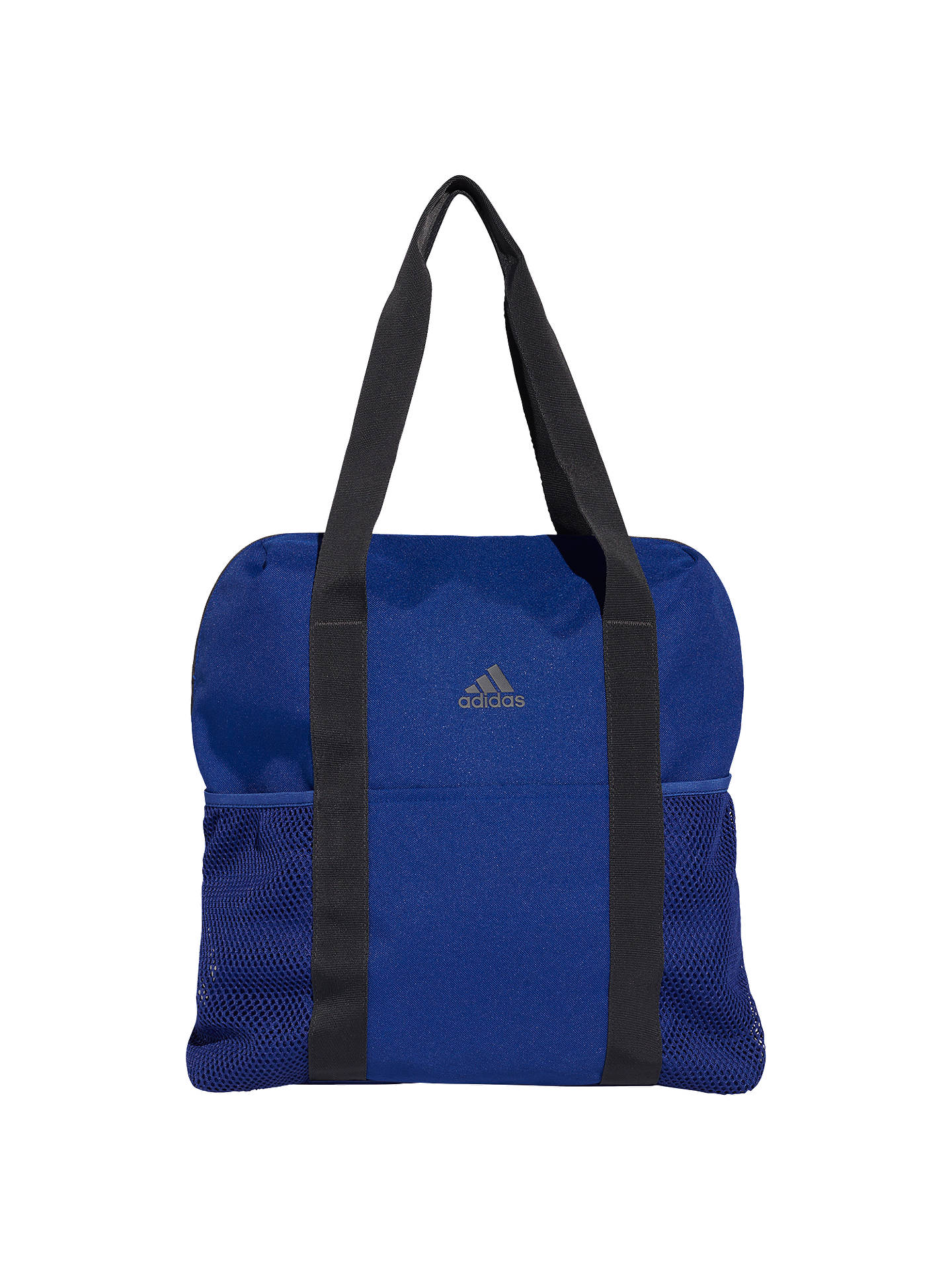 efe13a29819 Buy adidas Training Tote Bag, Mystery Ink Online at johnlewis.com ...