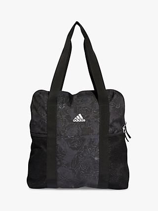 Adidas Core Training Tote Bag Carbon