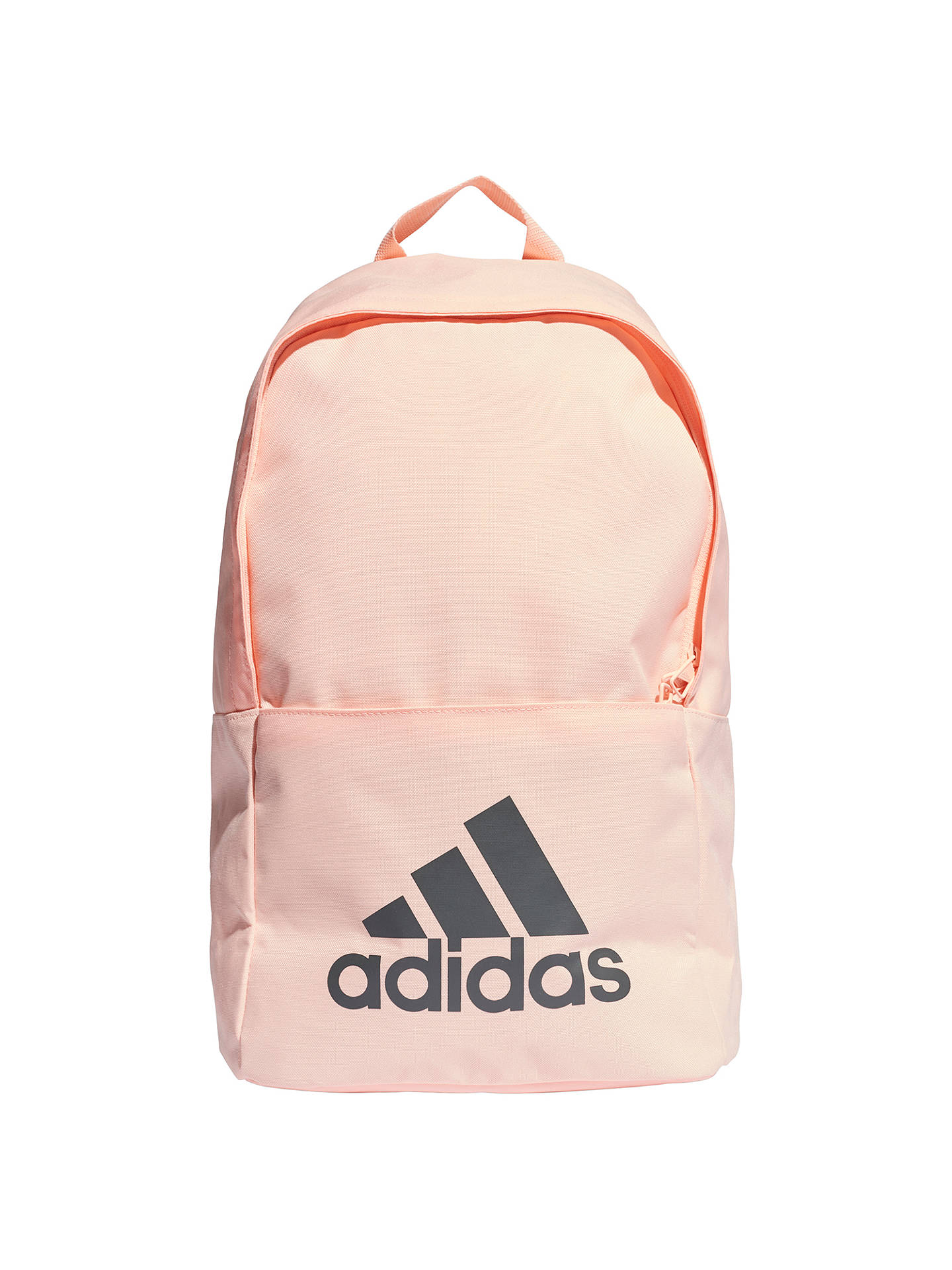 adidas Classic Backpack at John Lewis   Partners 2401fc3917f51