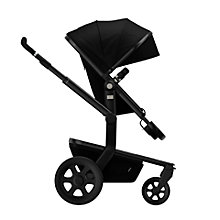Buy Joolz Day2 Studio Noir Pushchair with Carrycot, Black Online at johnlewis.com