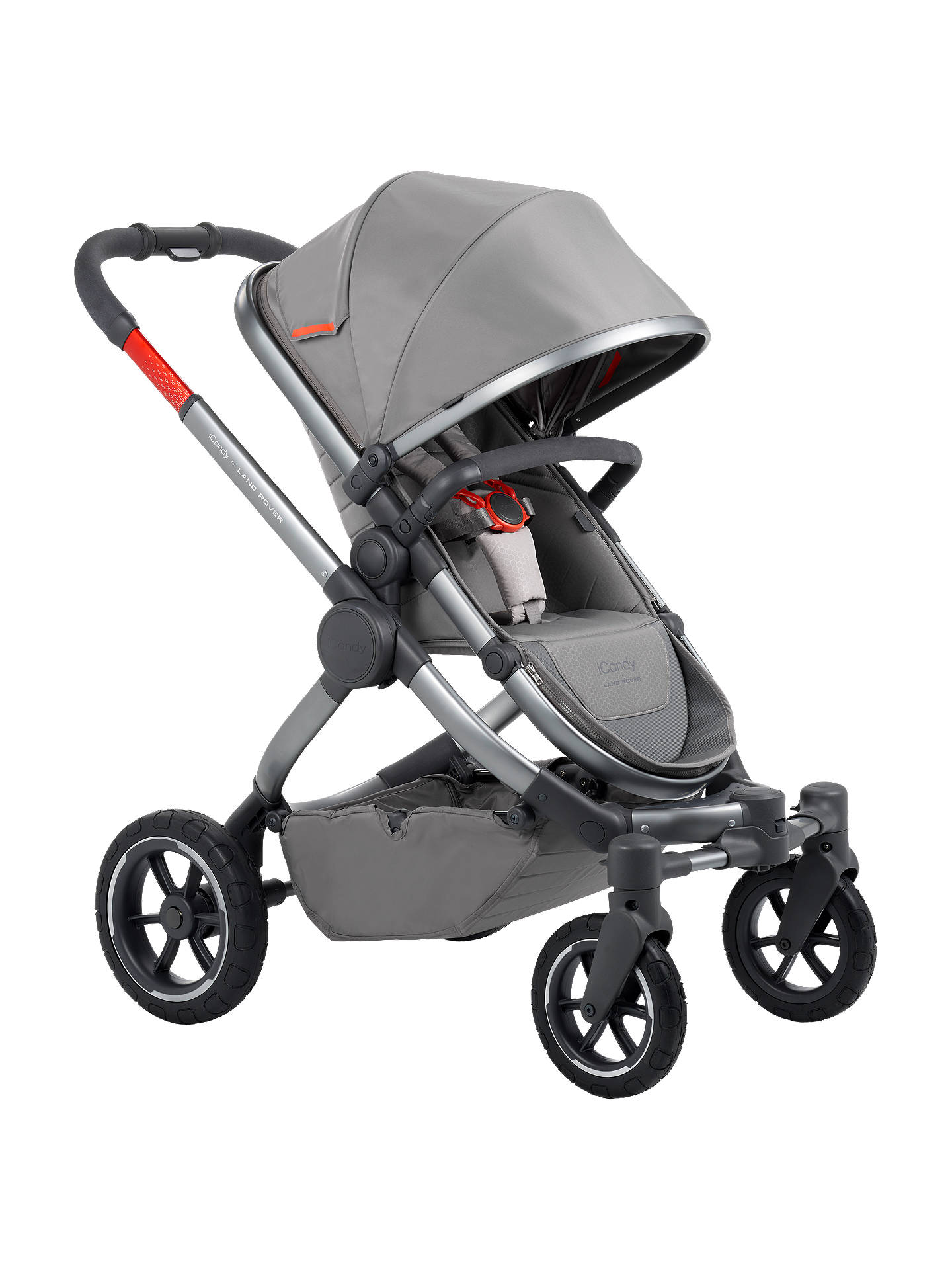BuyiCandy for Landrover Peach All Terrain Special Edition Pushchair Online at johnlewis.com