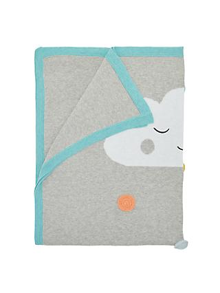 5d7ef16fe6 John Lewis   Partners Baby Cloud Knit Blanket