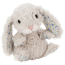 Buy Jellycat Yummy Angelica Bunny Soft Toy, Small, Beige Online at johnlewis.com