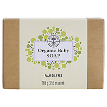 Buy Neal's Yard Remedies Organic Baby Soap Online at johnlewis.com
