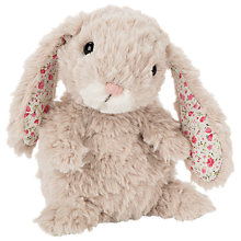 Buy Jellycat Pansy Bunny Soft Toy, One Size, Beige Online at johnlewis.com