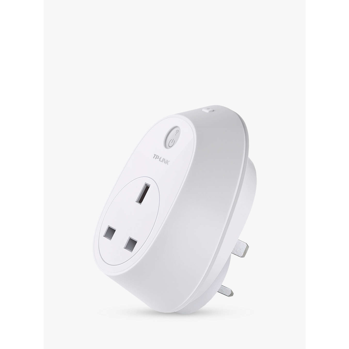 BuyTP-LINK HS110 Wi-Fi Smart Plug with Energy Monitoring Online at johnlewis.com