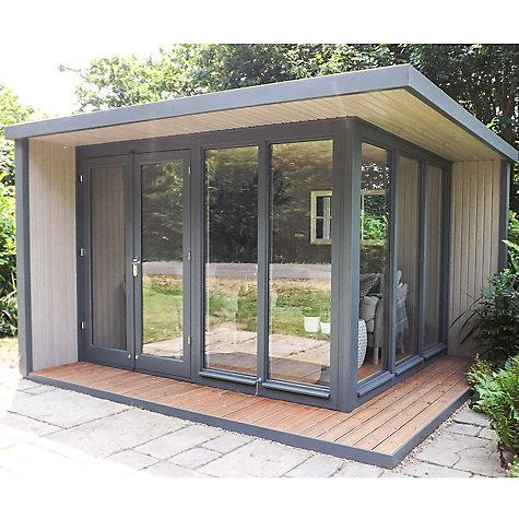 good buy crane x m the hub outdoor lefthand corner studio fsc with garden igloo occasion. Black Bedroom Furniture Sets. Home Design Ideas