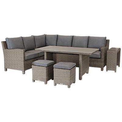 KETTLER Palma 8 Seater Corner Garden Lounge Set