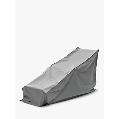 KETTLER RHS Steamer Sunlounger Protective Cover, Grey
