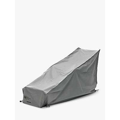 KETTLER RHS Steamer Sun Lounger Protective Cover, Grey