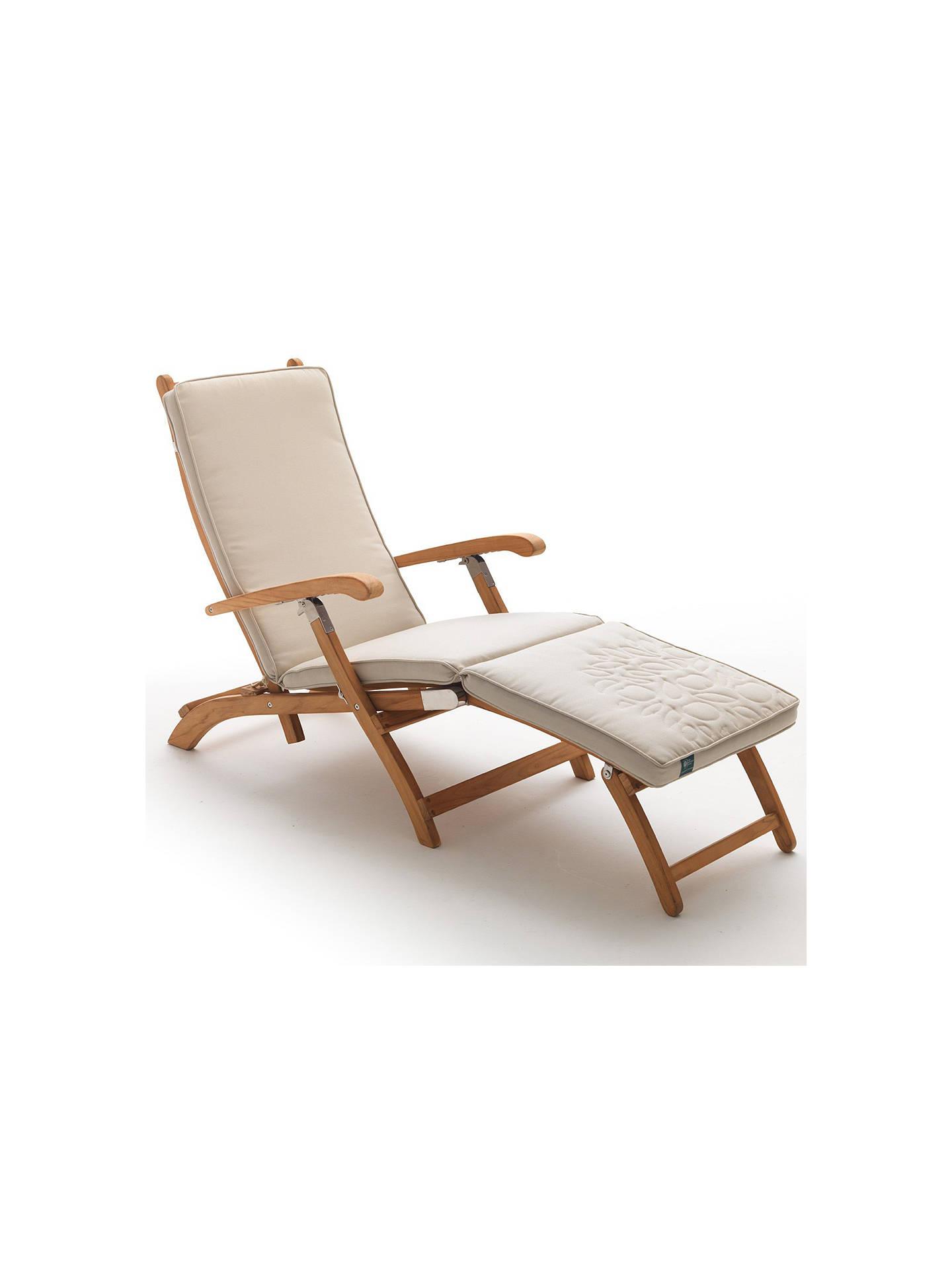 Exceptionnel ... BuyKETTLER RHS Steamer Chair Cushion Online At Johnlewis.com