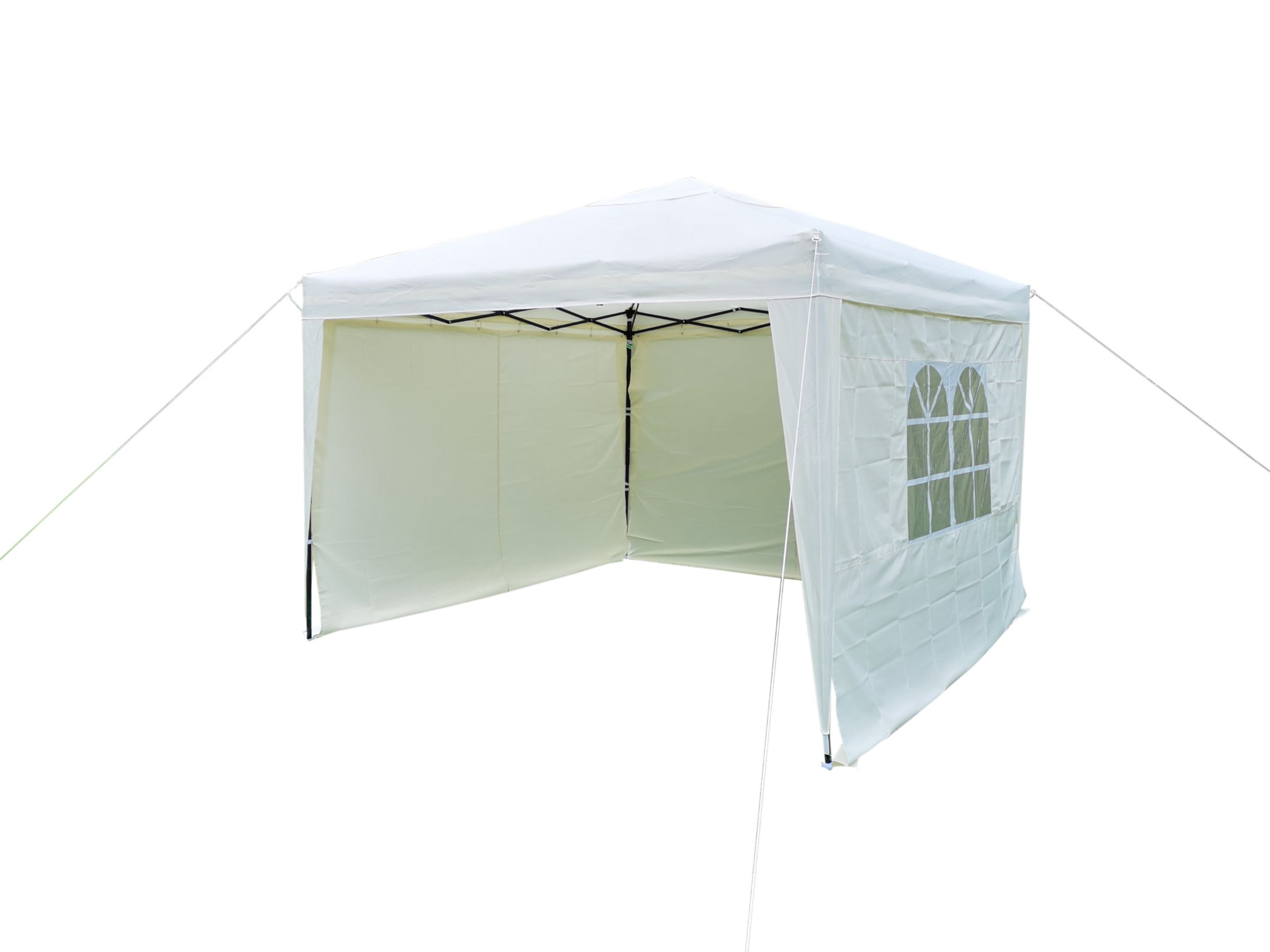 LG Outdoor LG Outdoor Hamilton Pop Up 3m Gazebo Side Walls