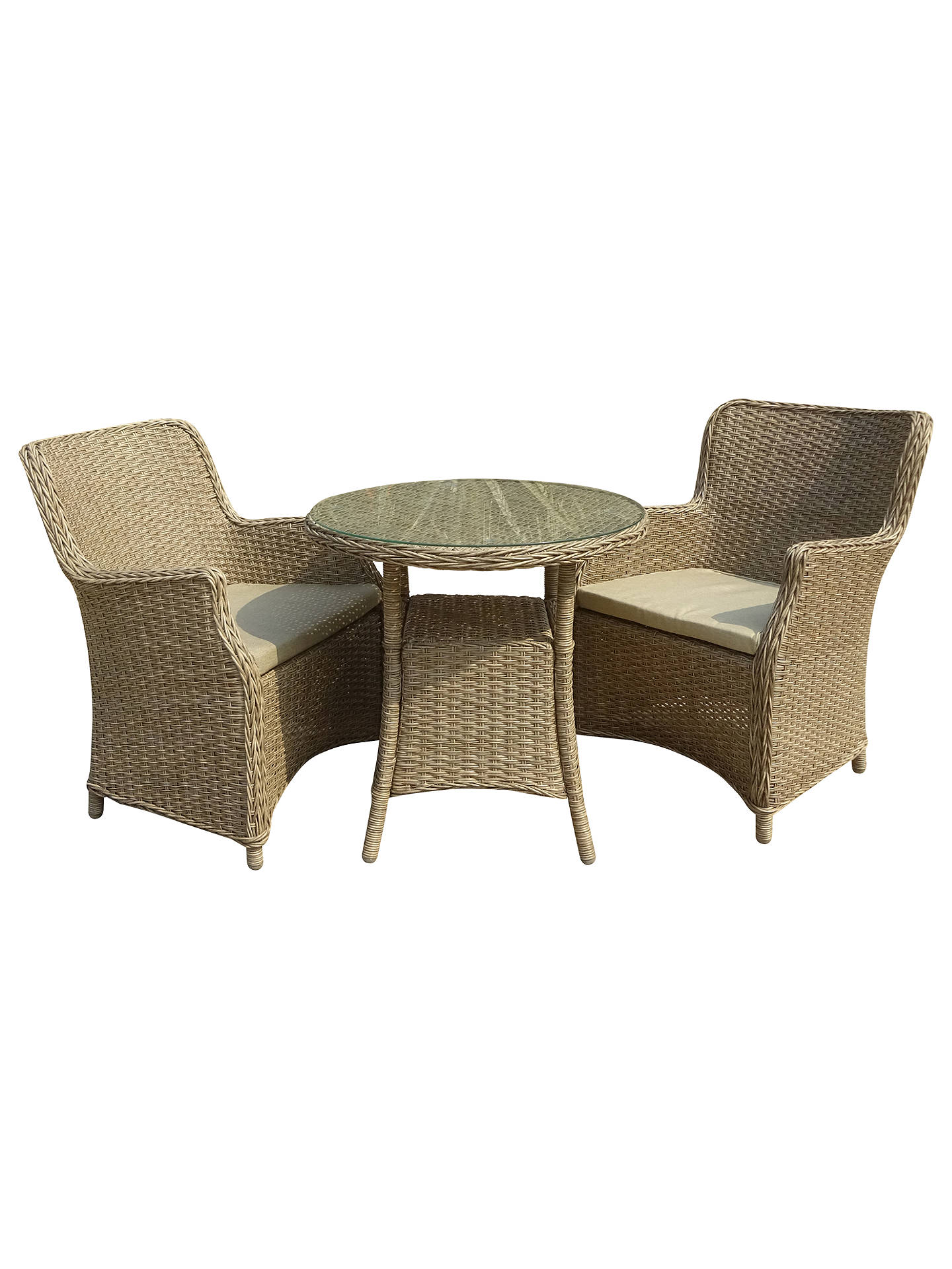 Lg Outdoor Saigon 2 Seater Garden Bistro Table And Chairs Set