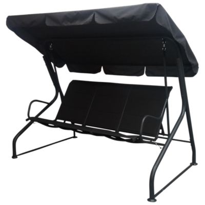 LG Outdoor Milan Outdoor Swing Seat, Anthracite